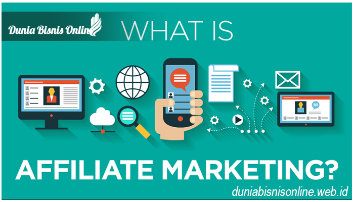 Bisnis Affiliate Marketing